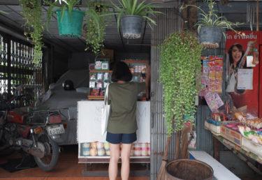 バンコクで写ルンです。