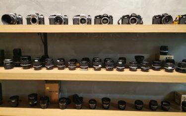 バンコク フィルムカメラが買える店 vol.01「UNIT Film Camera」