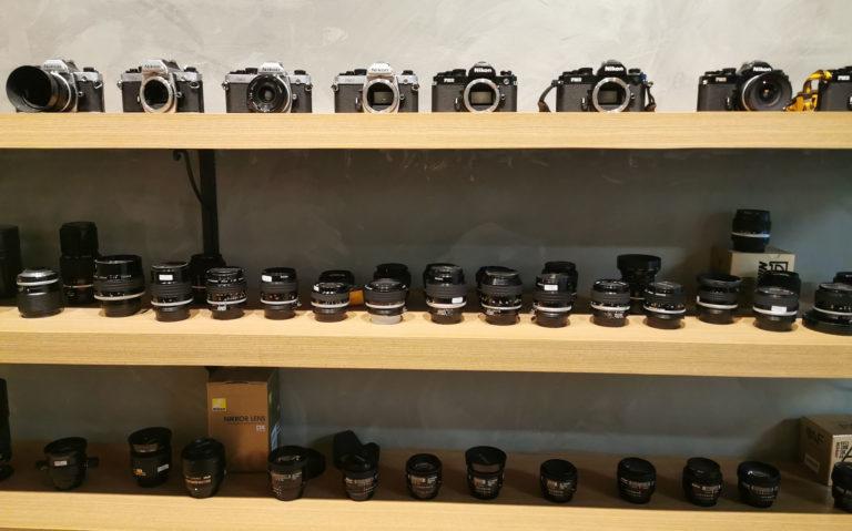 バンコク フィルムカメラ unit film