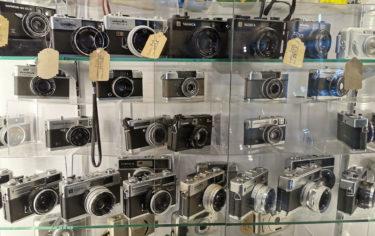バンコク フィルムカメラが買える店 vol.02「Rare Item」
