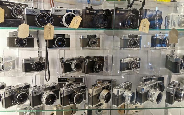 バンコク フィルムカメラ