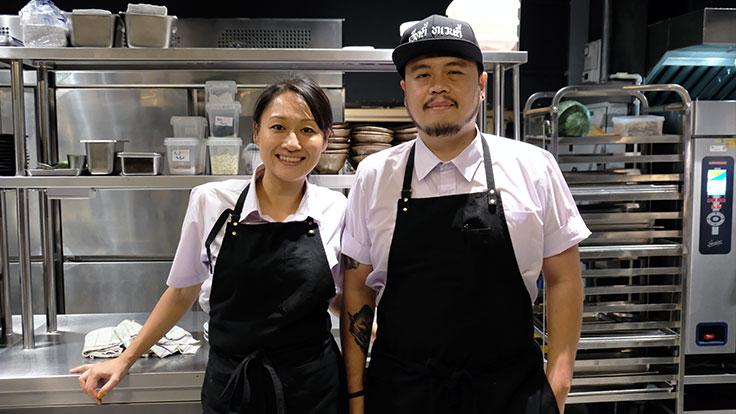 ミシェラン タイ 日本人